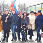 Митинг «Крым наш»